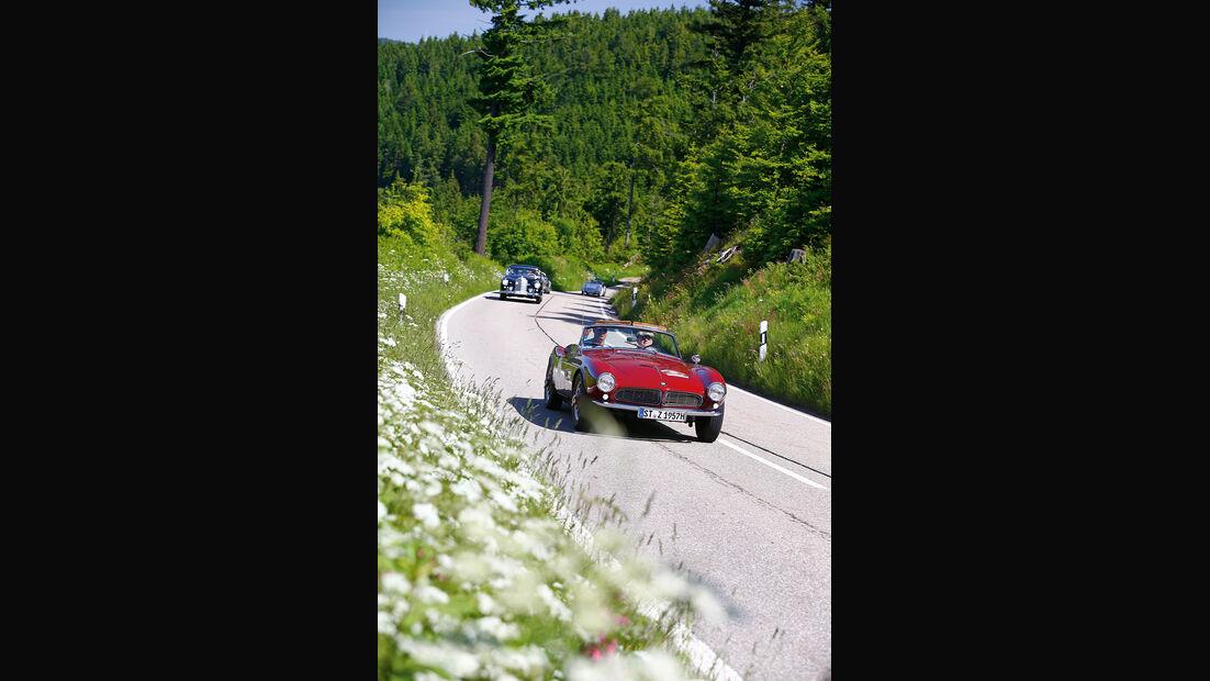 Paul Pietsch Classic, BMW 507