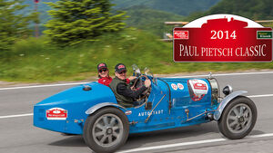 Paul Pietsch Classic, Bugatti 35 T