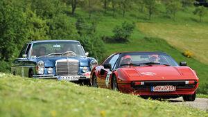 Paul Pietsch Classic, Mercedes, Ferrari