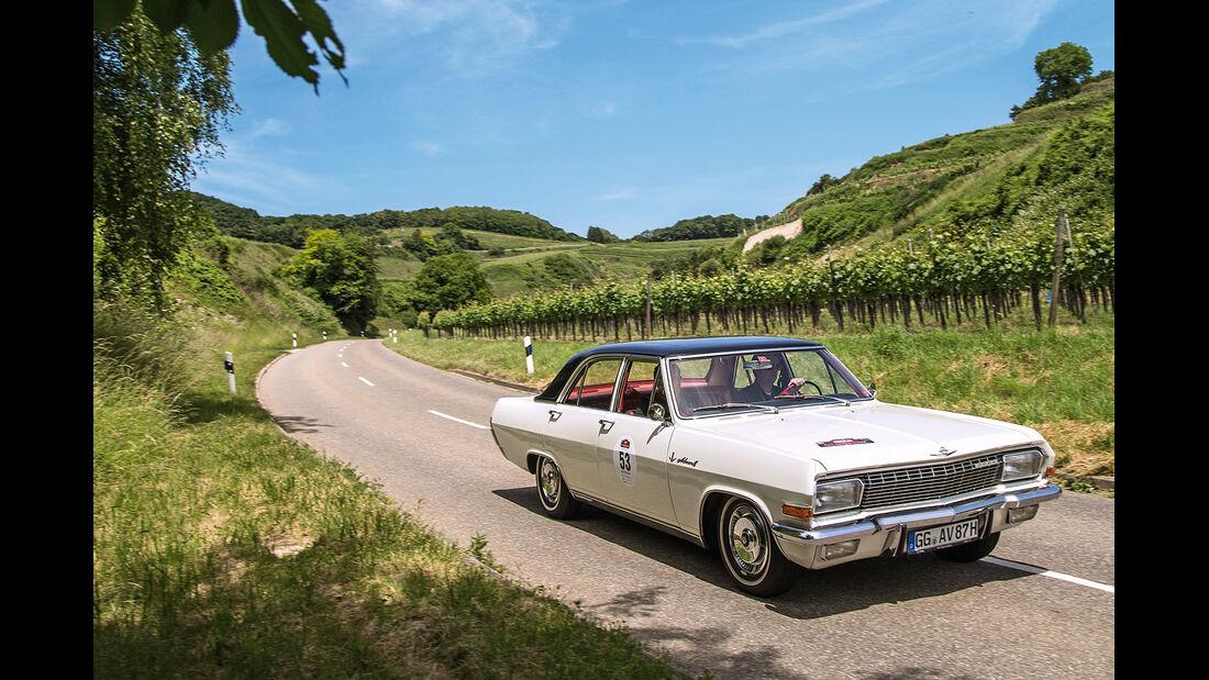 Paul Pietsch Classic, Opel Admiral V8