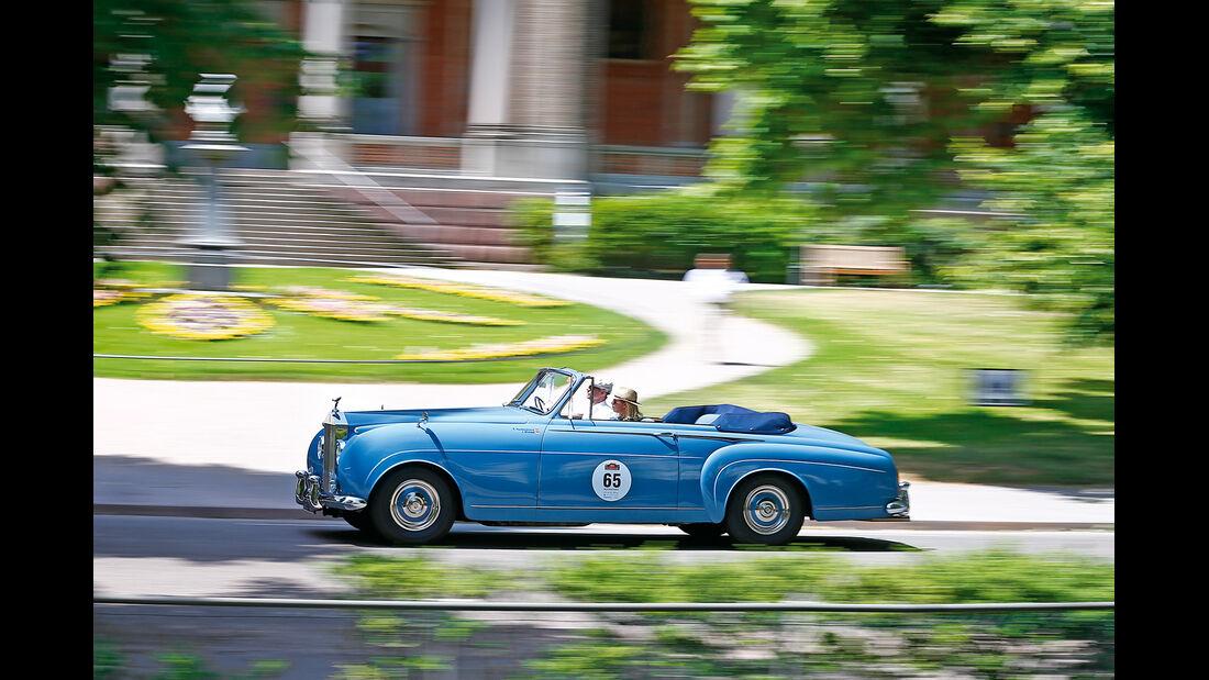 Paul Pietsch Classic, Rolls-Royce Silver Cloud III
