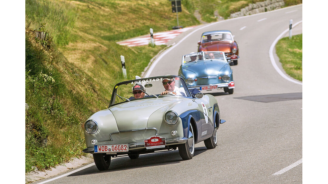 Paul Pietsch Classic, Rometsch-Lawrence