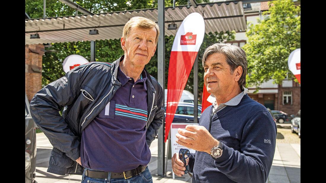 Paul Pietsch Classic, Walter Röhrl, Christian Geistdörfer