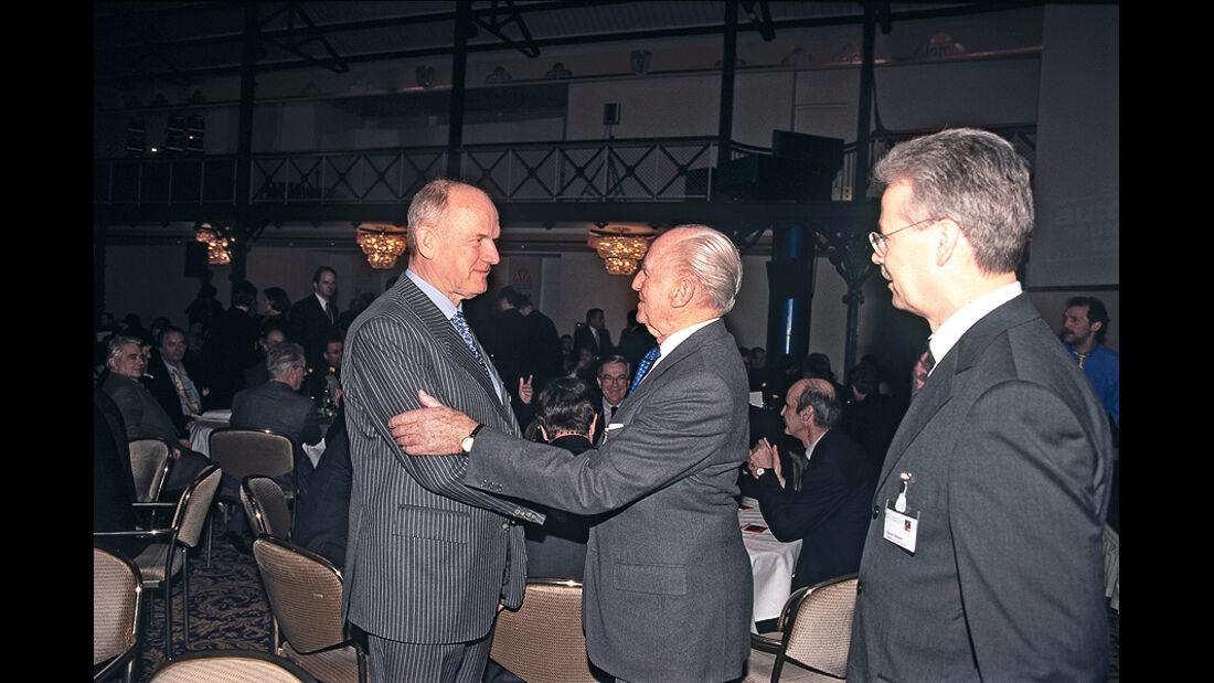 Paul Pietsch, Ferdinand Piech, 2000
