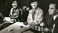 Paul Pietsch, Frau Dreyfus, Frau Caracciola, 1937