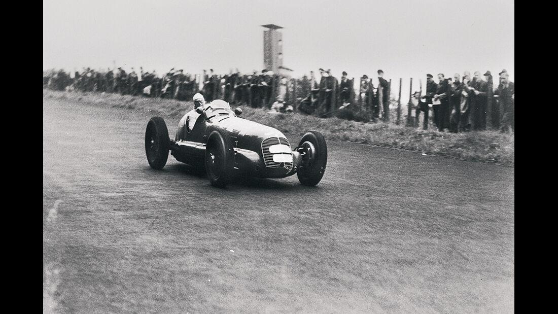 Paul Pietsch, Maserati 8CFT, GP Deutschland, 1939