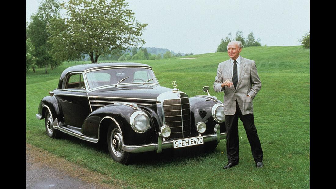 Paul Pietsch, Porträt, Mercedes 300 S Coupe