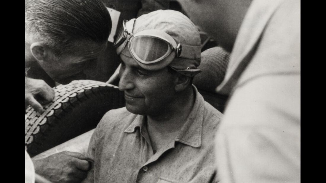 Paul Pietsch Rennfahrer GP Deutschland 1951