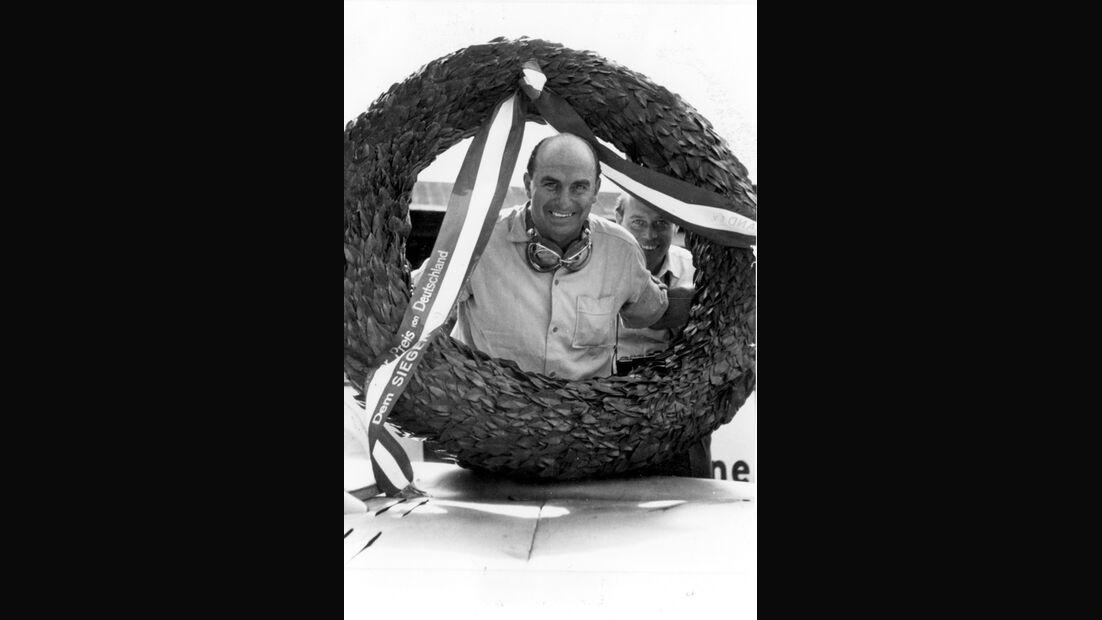 Paul Pietsch, Siegerehrung