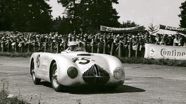 Paul Pietsch, Veritas RS, Nürburgring, 1952