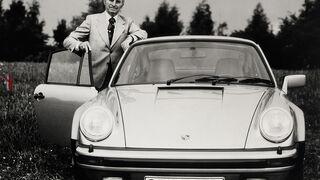 Paul Pietsch und Porsche Turbo