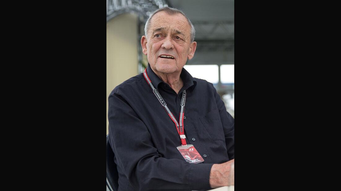Paul Rosche - Formel 1