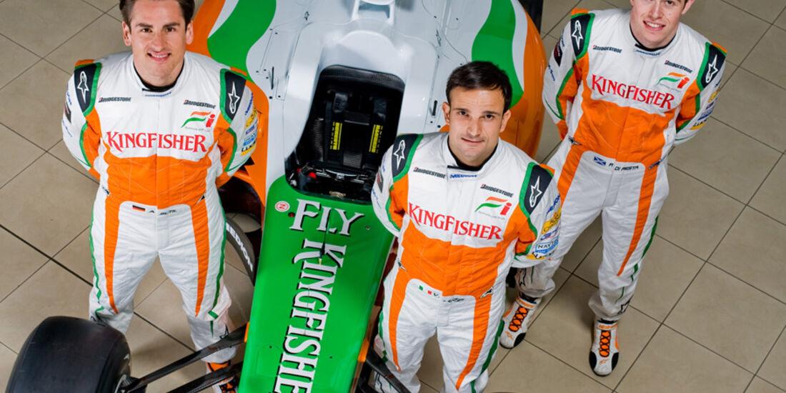 Paul di Resta 2010