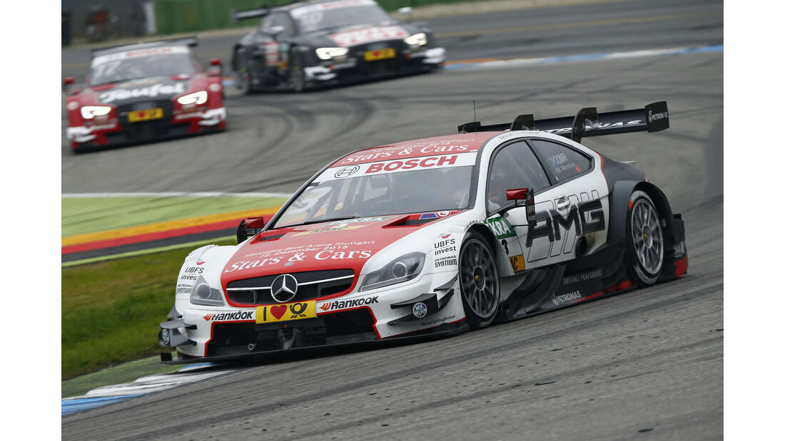 Paul di Resta - DTM Hockenheim 2015