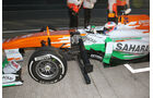 Paul di Resta Force India F1 Test Jerez 2013 Highlights