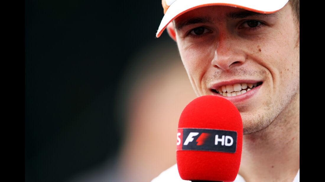 Paul di Resta - Force India - Formel 1 - GP Belgien - Spa-Francorchamps - 24. August