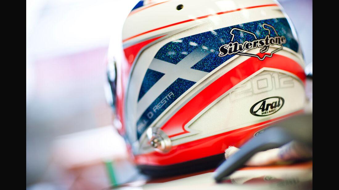 Paul di Resta - Force India - Formel 1 - GP England - Silverstone - 6. Juli 2012