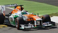 Paul di Resta - Force India - Formel 1 - GP Italien - 6. September 2013