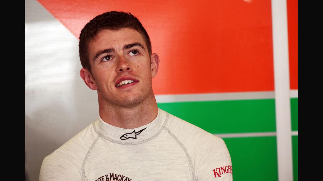 Paul di Resta - Force India - Formel 1 - GP Japan - Suzuka - 5. Oktober 2012