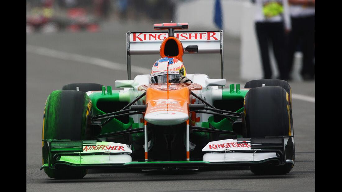 Paul di Resta - Force India - Formel 1 - GP Kanada 2012 - 8. Juni 2012