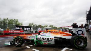Paul di Resta - Force India - Formel 1 - GP Kanada - 7. Juni 2013