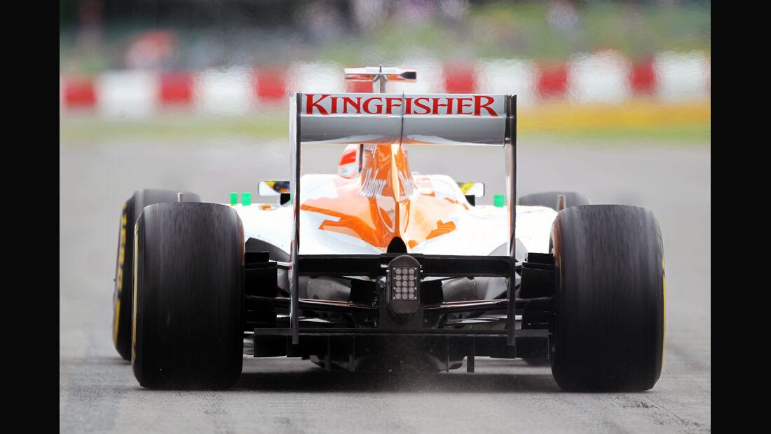 Paul di Resta - Force India - Formel 1 - GP Kanada - 8. Juni 2012