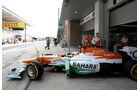 Paul di Resta - Force India - Formel 1 - GP Korea - 13. Oktober 2012