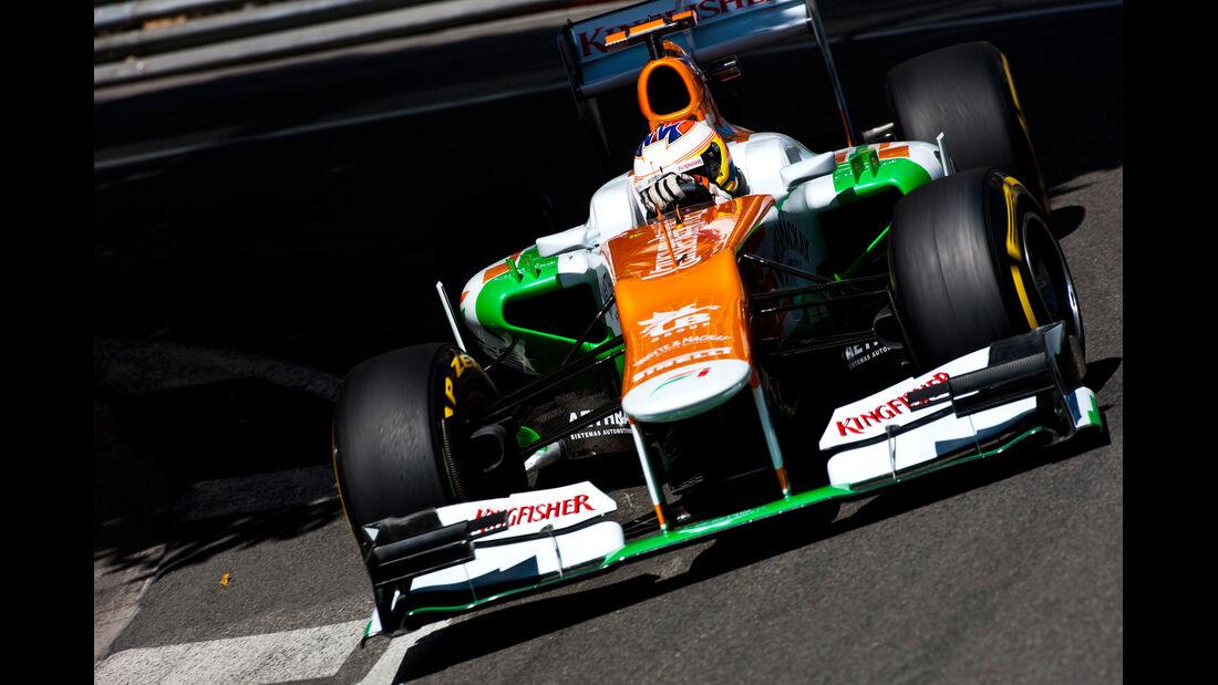 Paul di Resta - Force India - Formel 1 - GP Monaco - 24. Mai 2012