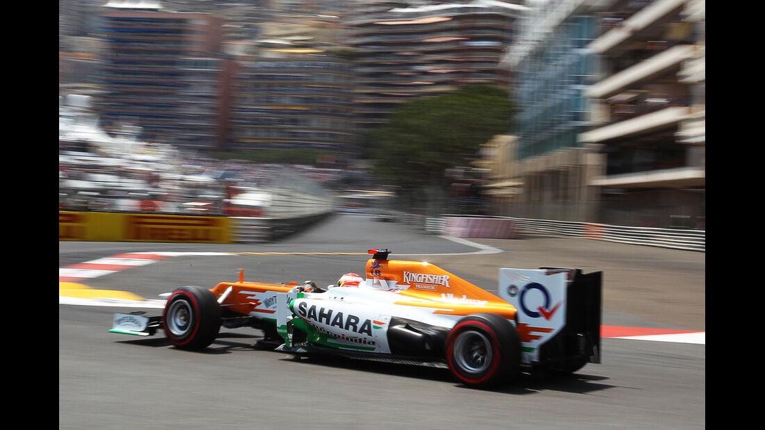 Paul di Resta - Force India - Formel 1 - GP Monaco - 26. Mai 2012