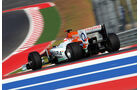 Paul di Resta - Force India - Formel 1 - GP USA - Austin - 16. November 2012