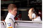 Paul di Resta - Force India - Formel 1 - Test - Barcelona - 28. Februar 2013