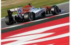 Paul di Resta - Force India - Formel 1 - Test - Barcelona - 3. März 2013