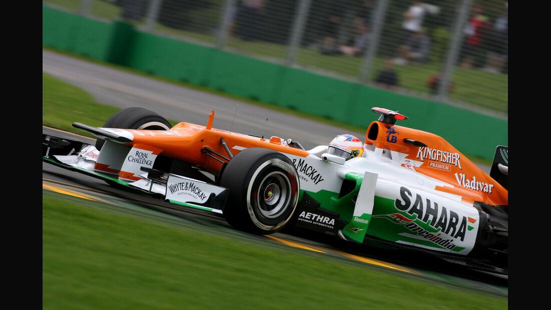 Paul di Resta - Force India - GP Australien - Melbourne - 16. März 2012