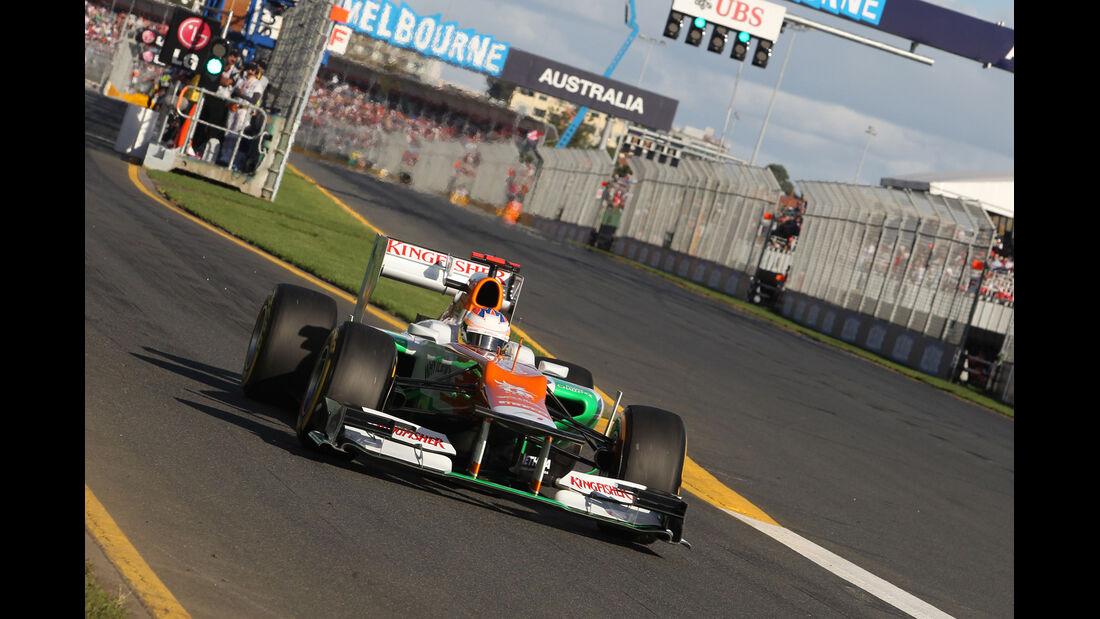 Paul di Resta - Force India - GP Australien - Melbourne - 17. März 2012