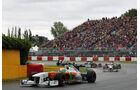 Paul di Resta Force India GP Kanada 2011