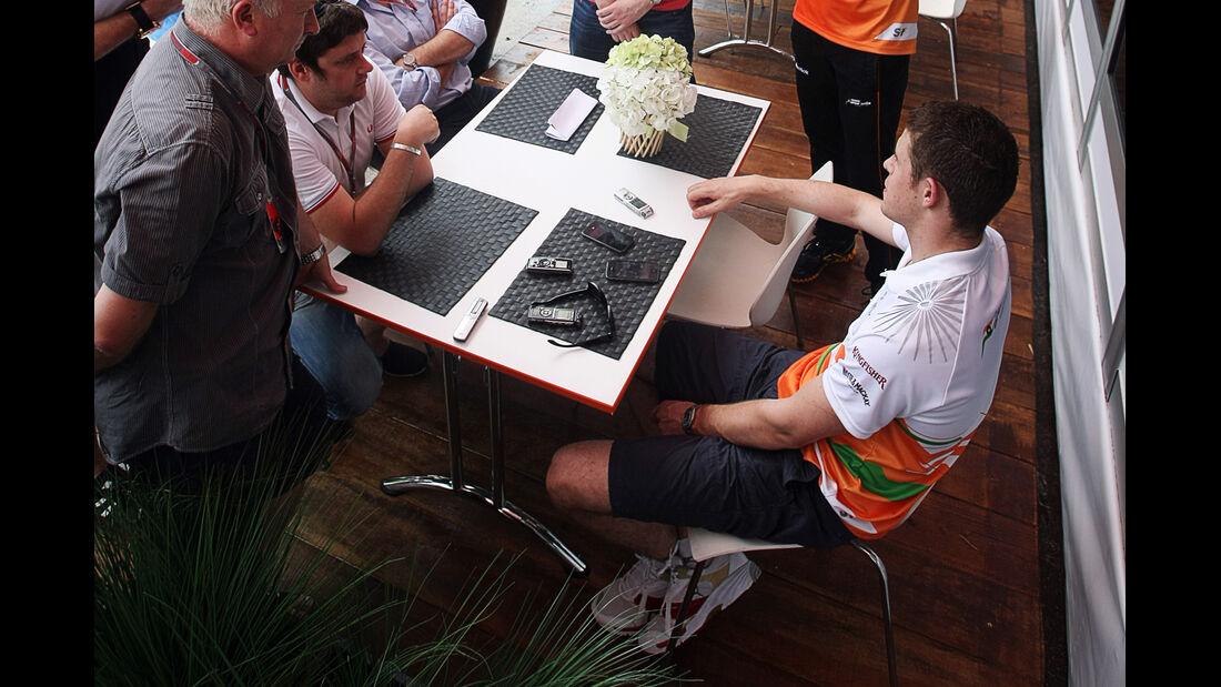 Paul di Resta - Force India - GP Malaysia - 22. März 2012