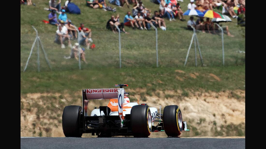 Paul di Resta - Force India - GP Spanien - 12. Mai 2012