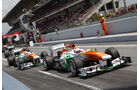Paul di Resta - Force India - GP Spanien 2013