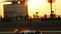 Paul di Resta  - Formel 1 - GP Abu Dhabi - 01. November 2013