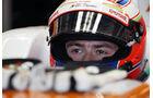 Paul di Resta  - Formel 1 - GP Abu Dhabi - 01. November 2013