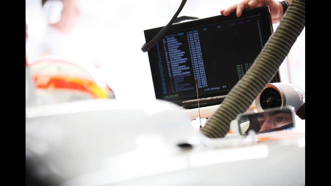 Paul di Resta - Formel 1 - GP Bahrain - 21. April 2012