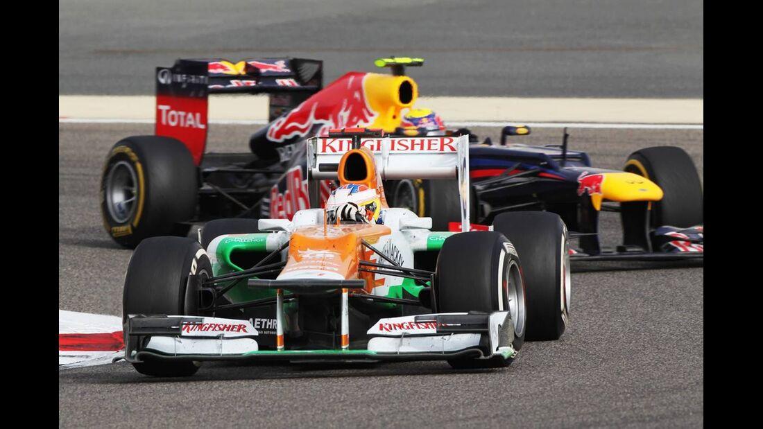 Paul di Resta  - Formel 1 - GP Bahrain - 22. April 2012