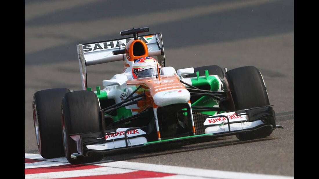 Paul di Resta - Formel 1 - GP China - 14. April 2013