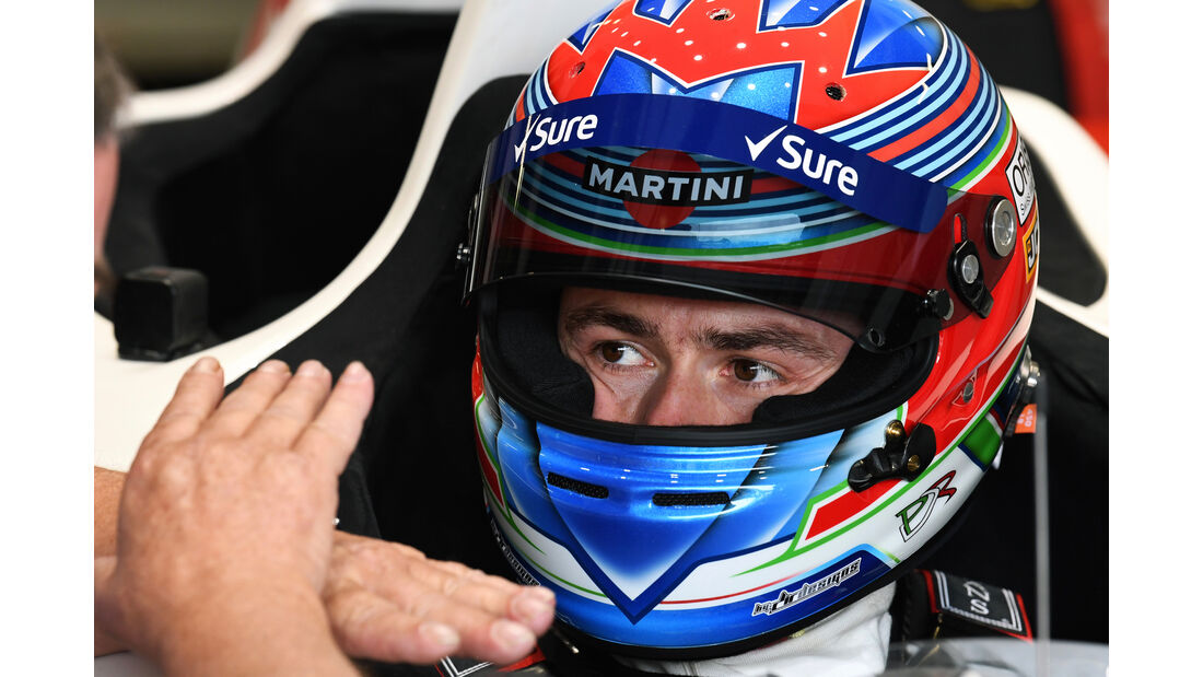 Paul di Resta - Formel 1 - GP England - 13. Juli 2017