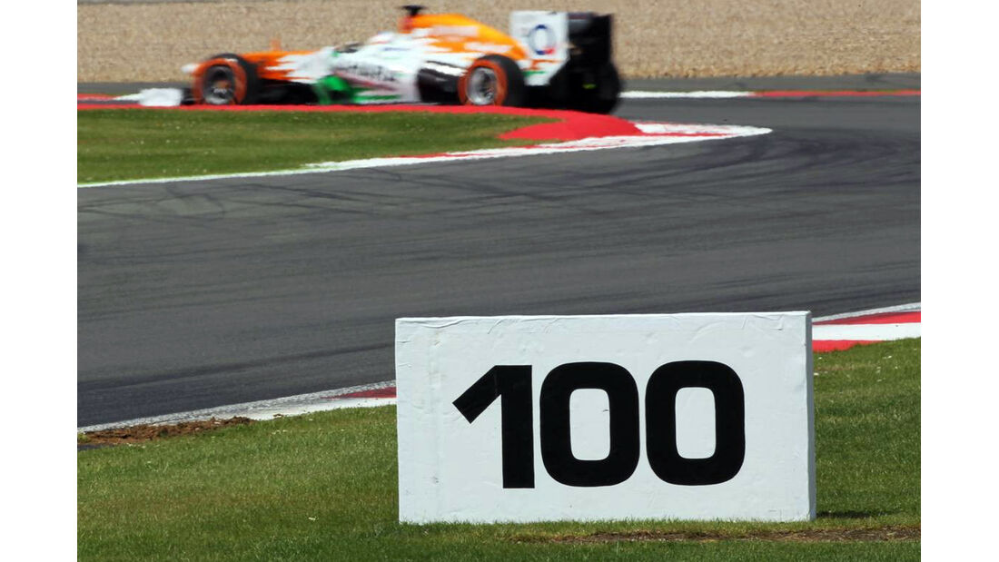 Paul di Resta - Formel 1 - GP England - 29. Juni 2013