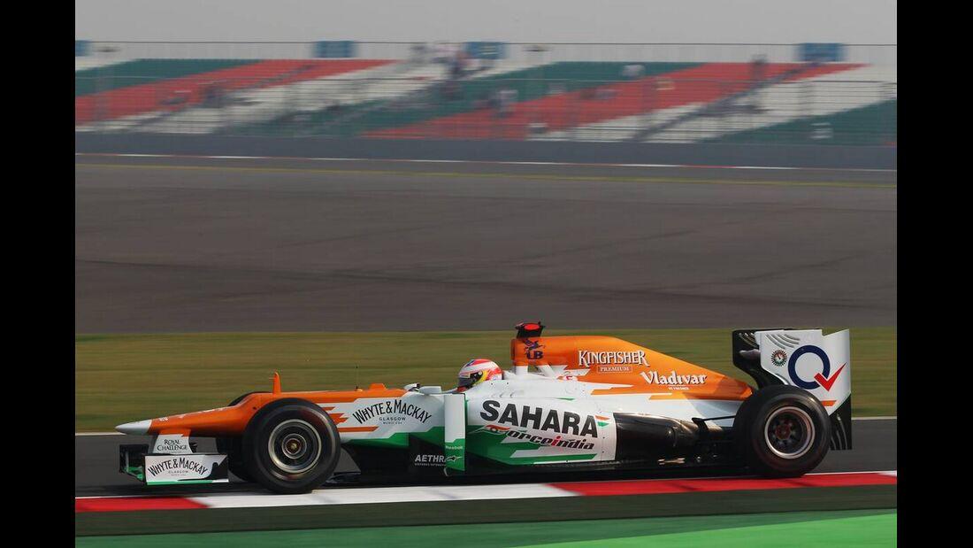 Paul di Resta - Formel 1 - GP Indien - 26. Oktober 2012