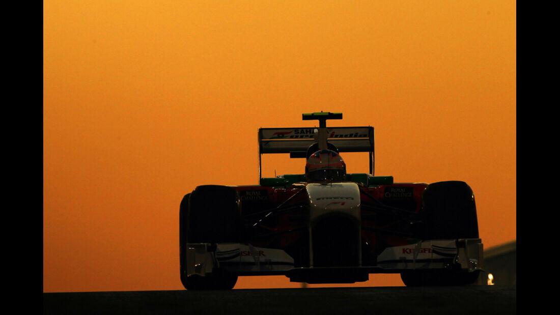 Paul di Resta - GP Abu Dhabi - Qualifying - 12.11.2011
