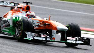 Paul di Resta GP Belgien 2013