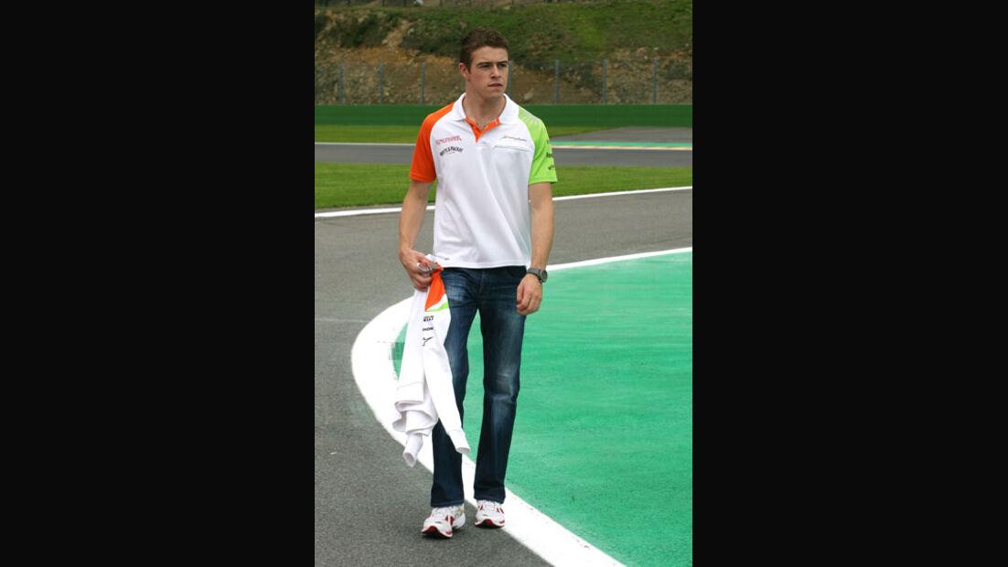 Paul di Resta - GP Belgien - 25. August 2012