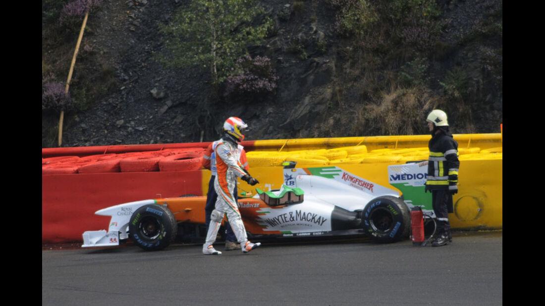 Paul di Resta - GP Belgien - 26. August 2011